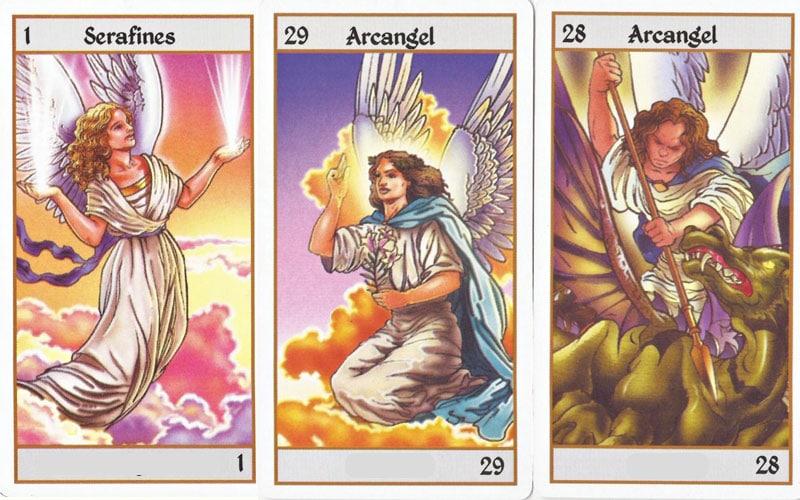 Como funciona o tarot dos Anjos?